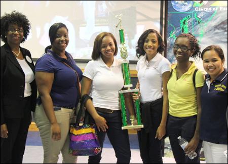 Celebration of Women in Math 2014